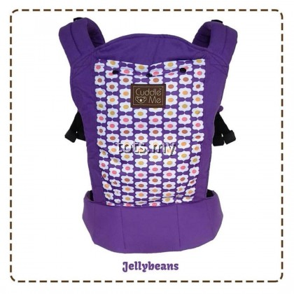 CUDDLE ME LITE CARRIER - JELLY BEAN